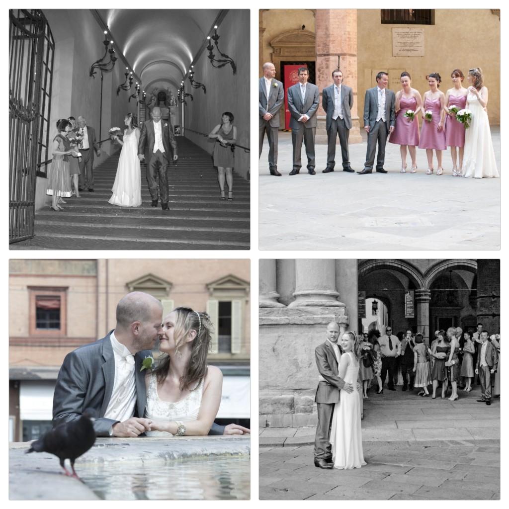 Wedding in Bologna, wedding in Italy
