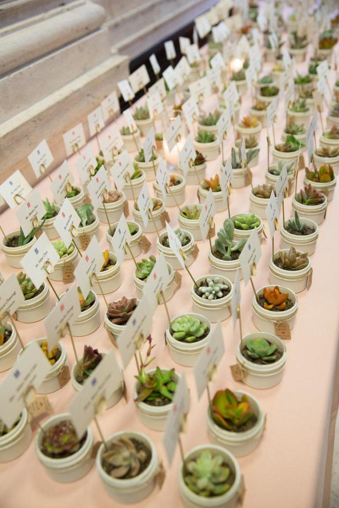 spesso Decorazione nozze con piante grasse | Matrimonio a Bologna Blog FM73