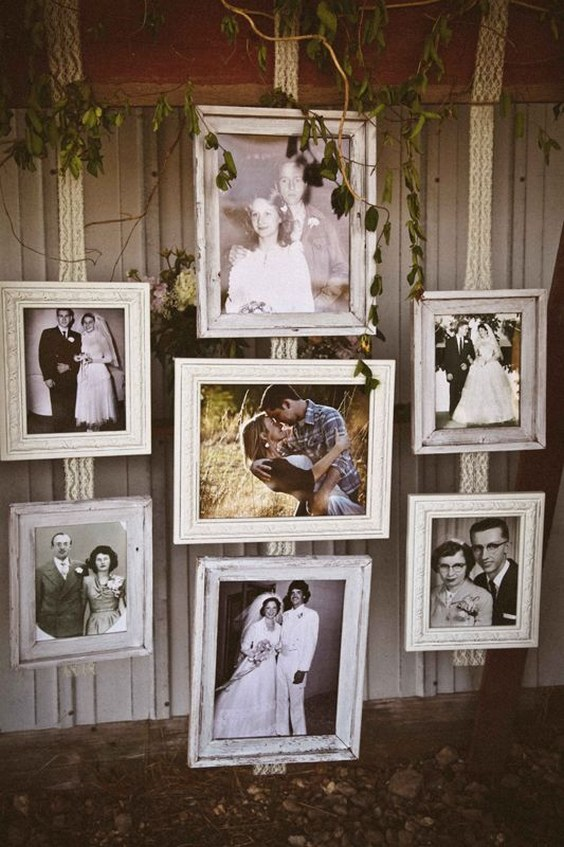 idee decorative matrimonio: la gallery