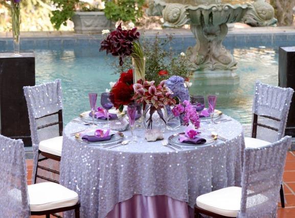 tavola per le nozze in 6 punti