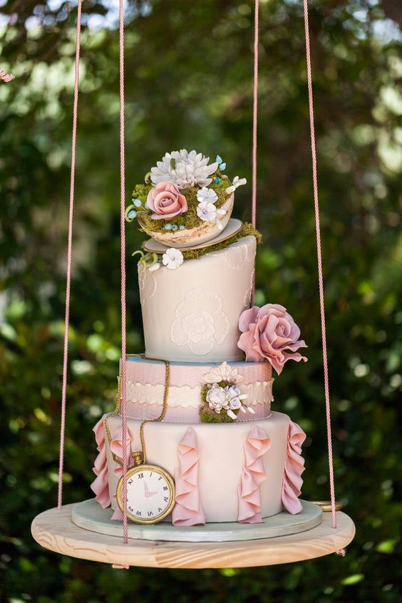 idee torte matrimonio