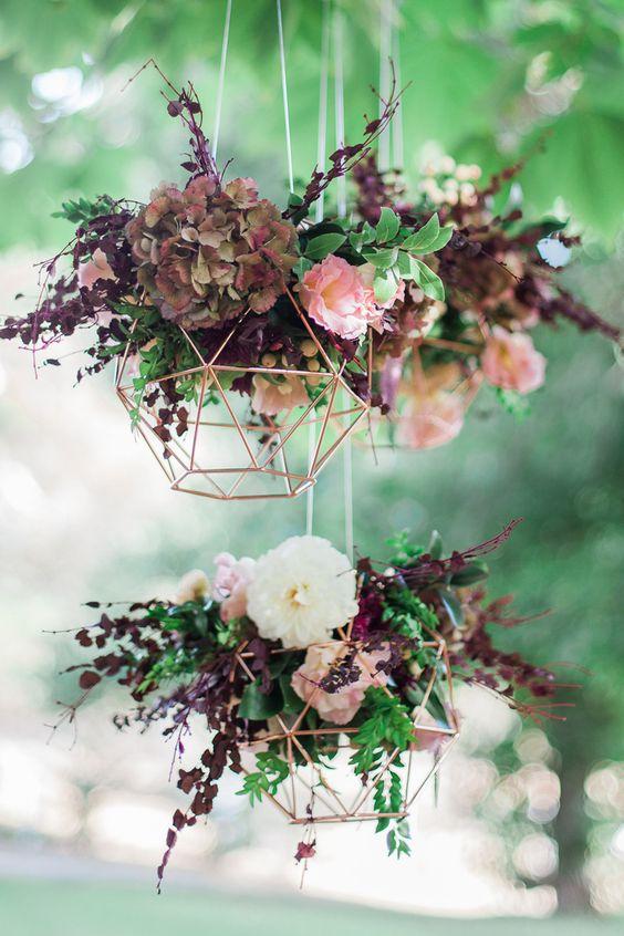 Geometrie per le nozze