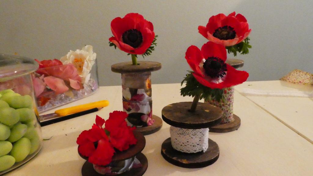 Decorazione casa con anemoni matrimonio a bologna blog - Blog decorazione casa ...