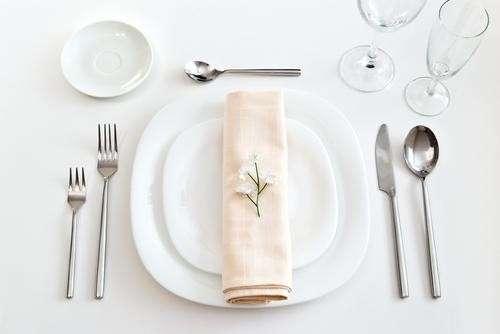 Bon ton a tavola: le posate
