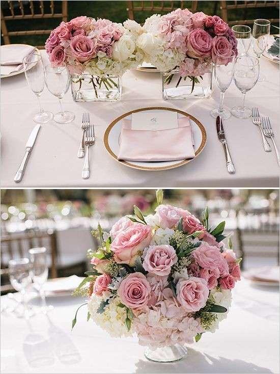 Bon ton a tavola la scelta del centrotavola matrimonio - Le regole del bon ton a tavola ...