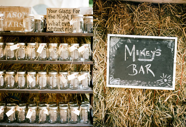 idee matrimonio stile country