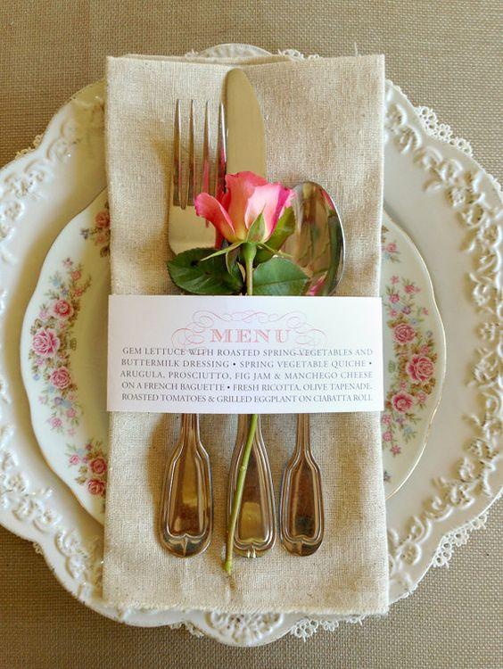 Estremamente Decorazione tavola | Matrimonio a Bologna Blog HC77