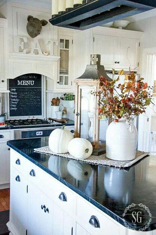 La casa d'autunno