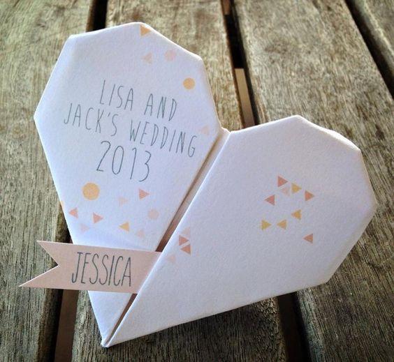 Super Matrimonio origami   Matrimonio a Bologna Blog BT26