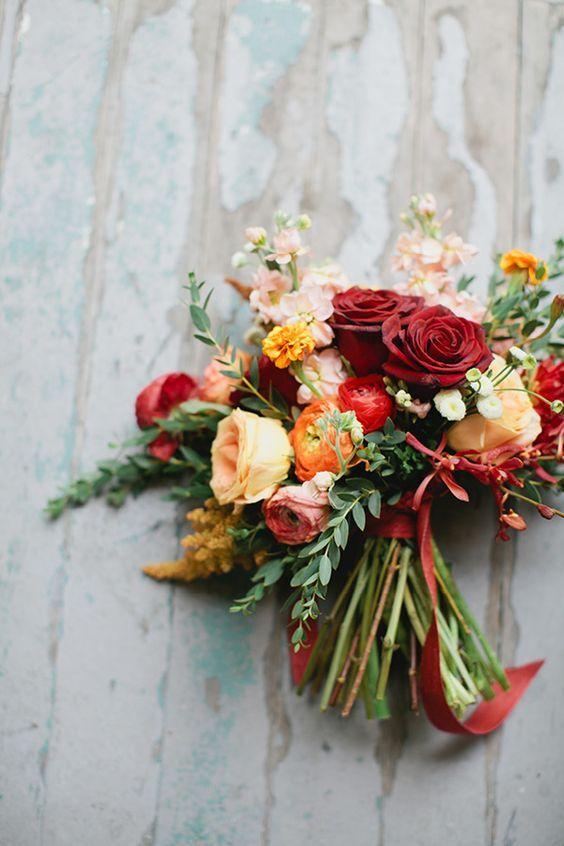matrimonio autunno
