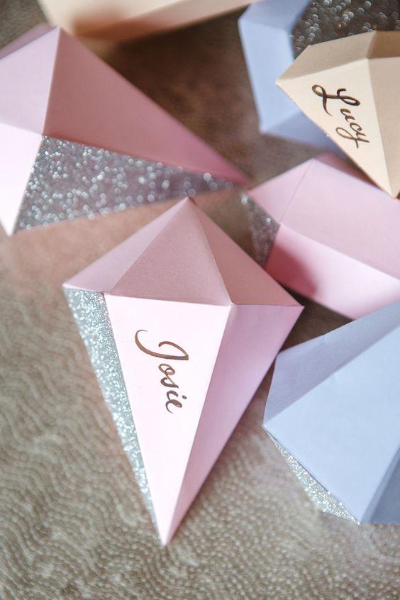matrimonio a tema origami