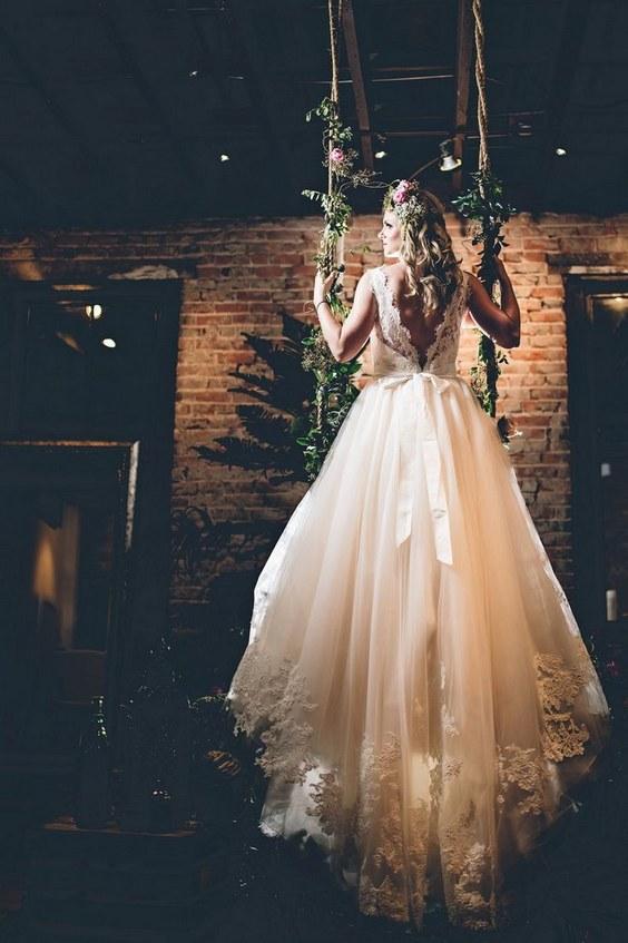 Matrimonio Rustico Bologna : Come decorare le nozze con altalene matrimonio a