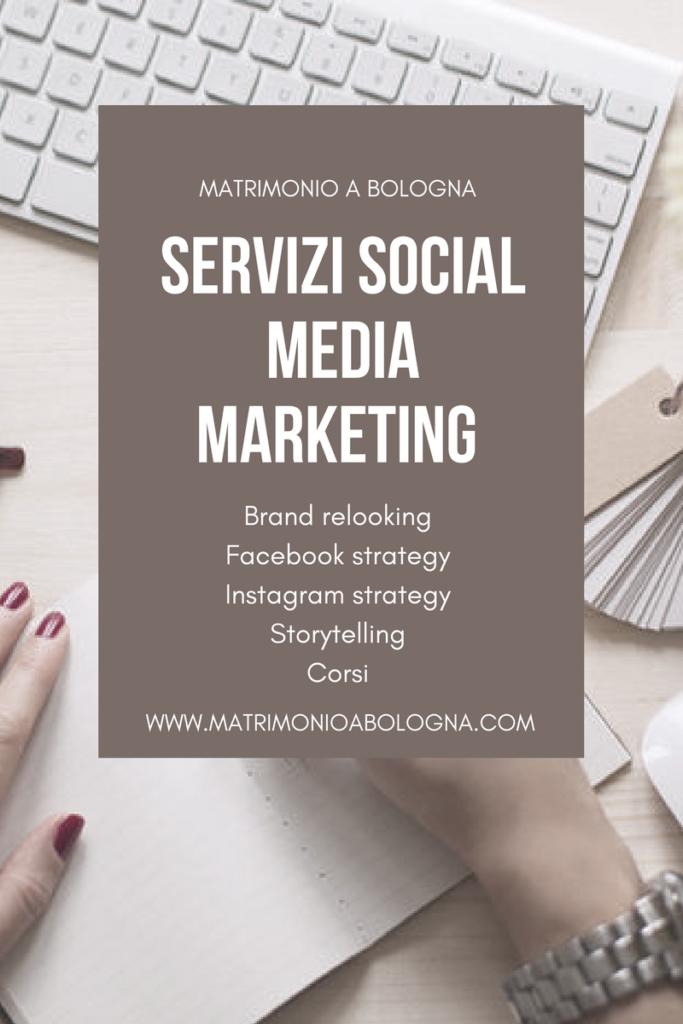 Consulenza social media settore wedding