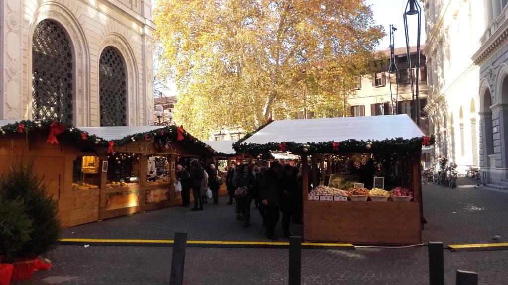 Mercatino francese Bologna Natale 2017