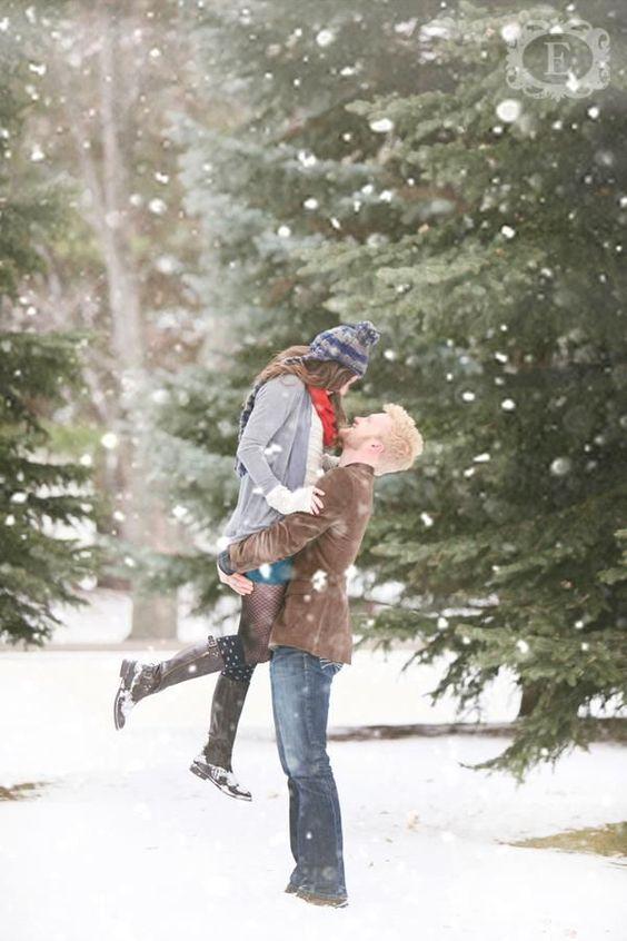 proposta di matrimonio a Natale