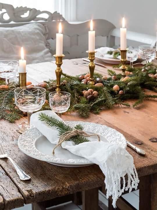 tavole di Natale