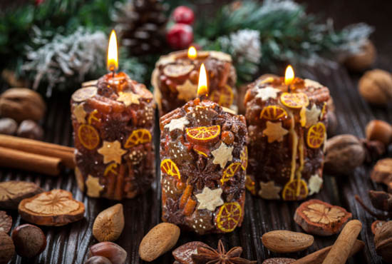 Matrimonio A Natale Idee : 5 idee per le candele di natale matrimonio a bologna blog