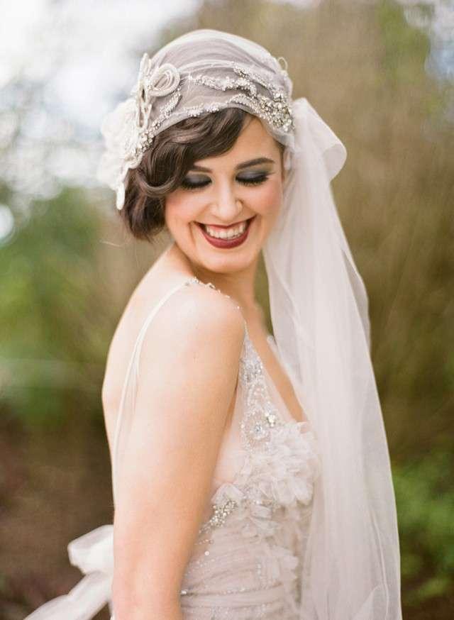 Bouquet Sposa Anni 30.Gli Stili Della Sposa La Sposa Anni 20 30 Matrimonio A