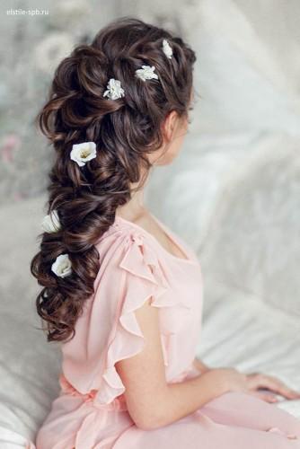 Molto Acconciature per la sposa con i capelli lunghi - Matrimonio a FL46