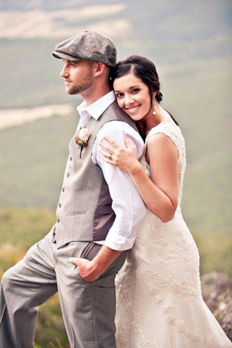abito sposo rustico