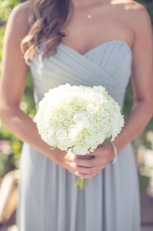 Bouquet sposa ortensia