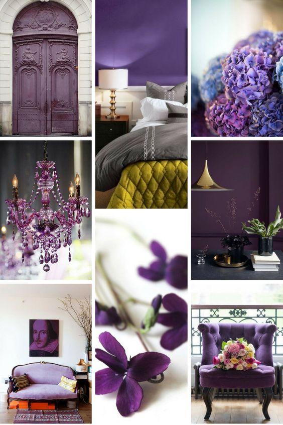 Arredare con l'ultra violet