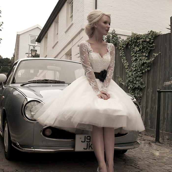 Gli stili della sposa: gli anni '50