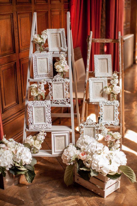 Tableau mariage scala
