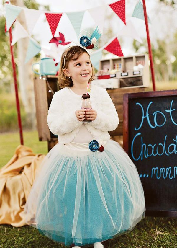 tema carnival wedding