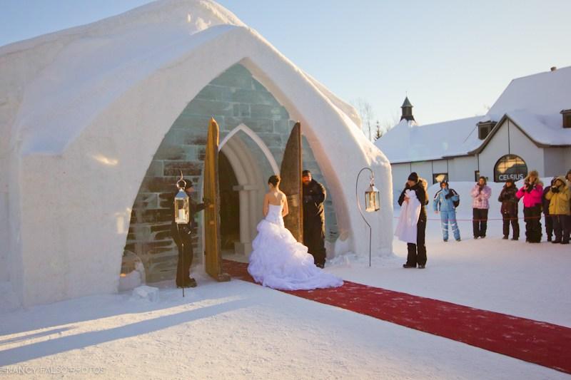 Cappella di ghiaccio