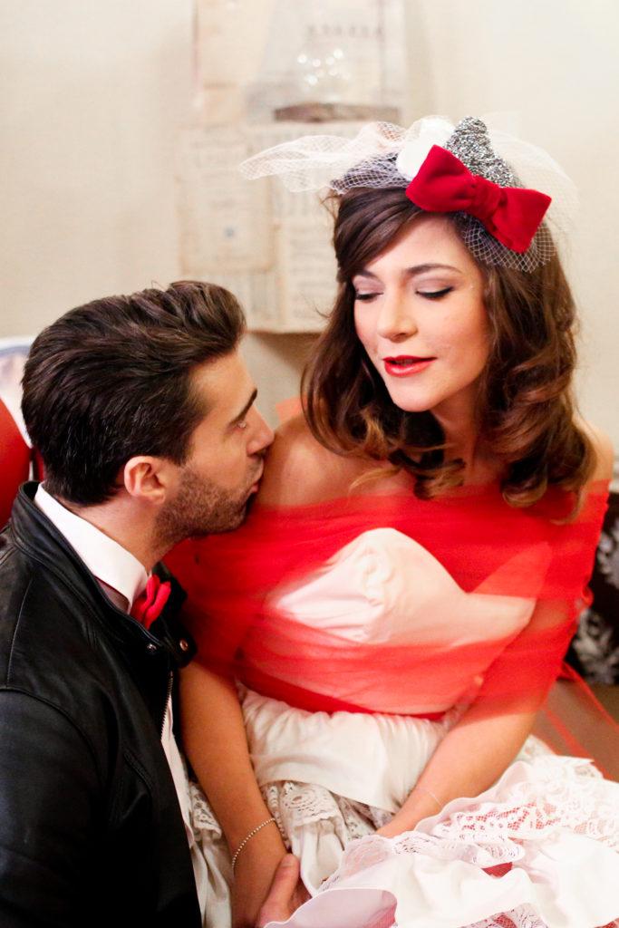 matrimonio tema anni '50