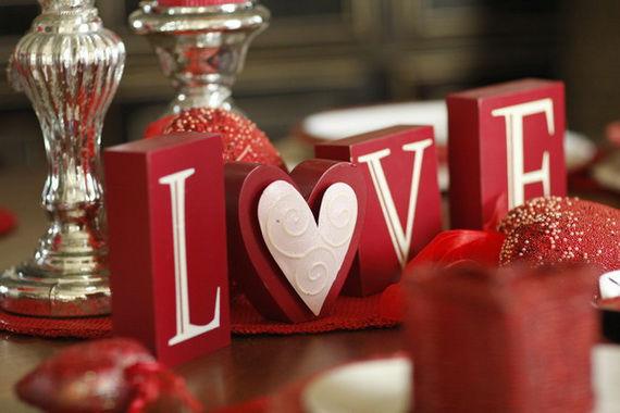 La tavola di San Valentino