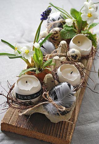 Centrotavola di Pasqua