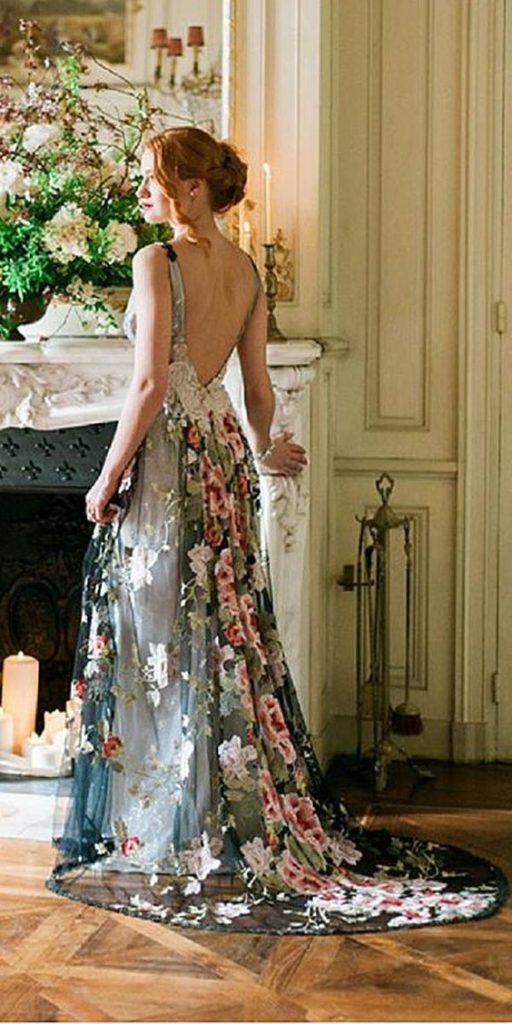 a0d86621ed38 Abiti da sposa con i fiori - Matrimonio a Bologna Blog