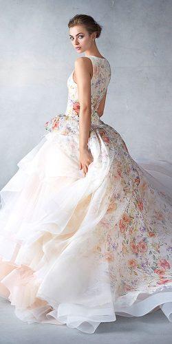 Favorito Abiti da sposa con i fiori - Matrimonio a Bologna Blog WO79