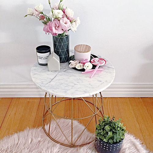 Idee per lo styling la e decorazione dei tavolini
