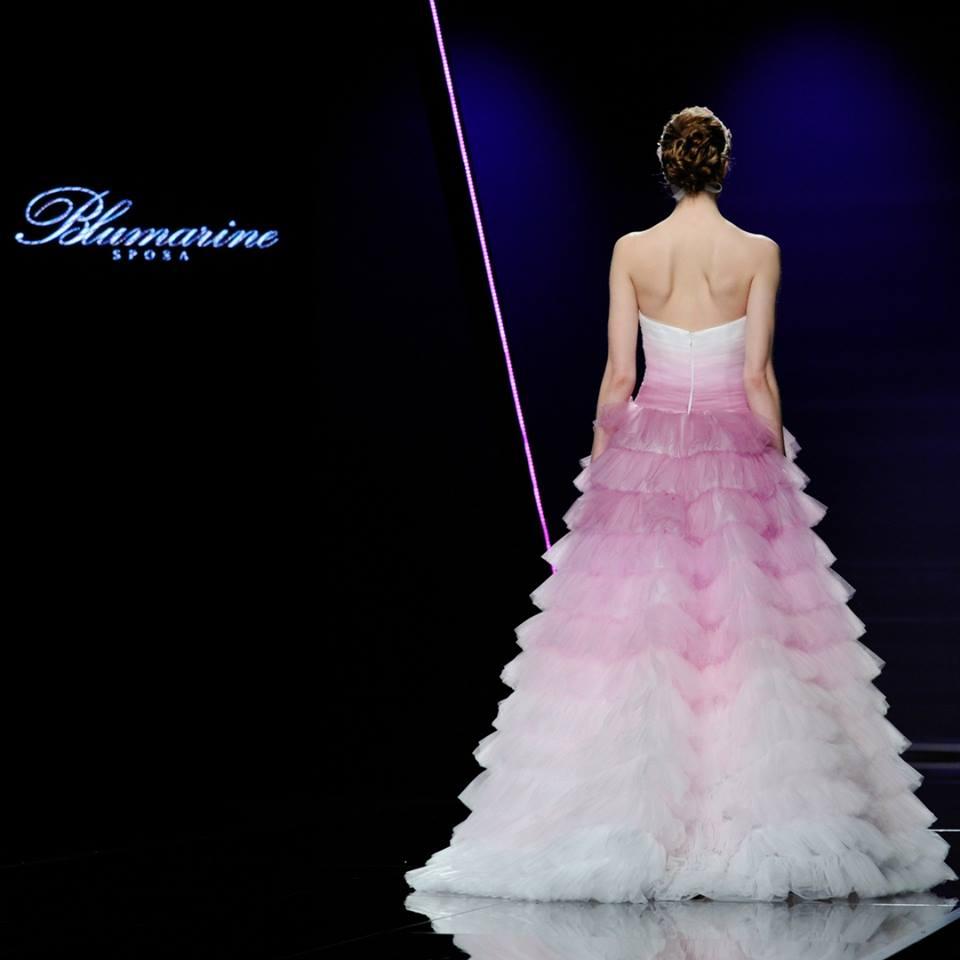 La moda sposa 2019 dalle passerelle di Sì Sposa Italia Collezioni