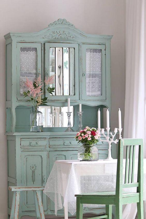 Mobili vintage colorati fai da te matrimonio a bologna blog for Idea casa mobili