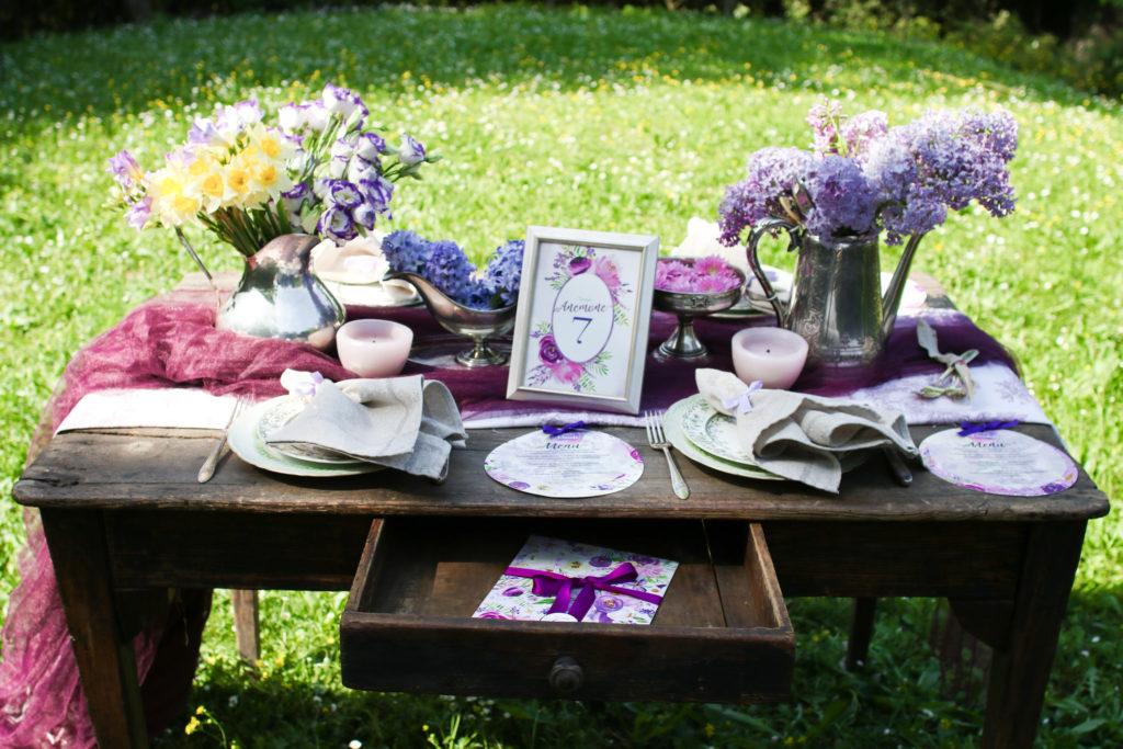 Matrimonio Tema Giardino Segreto : Matrimonio di primavera nel giardino segreto