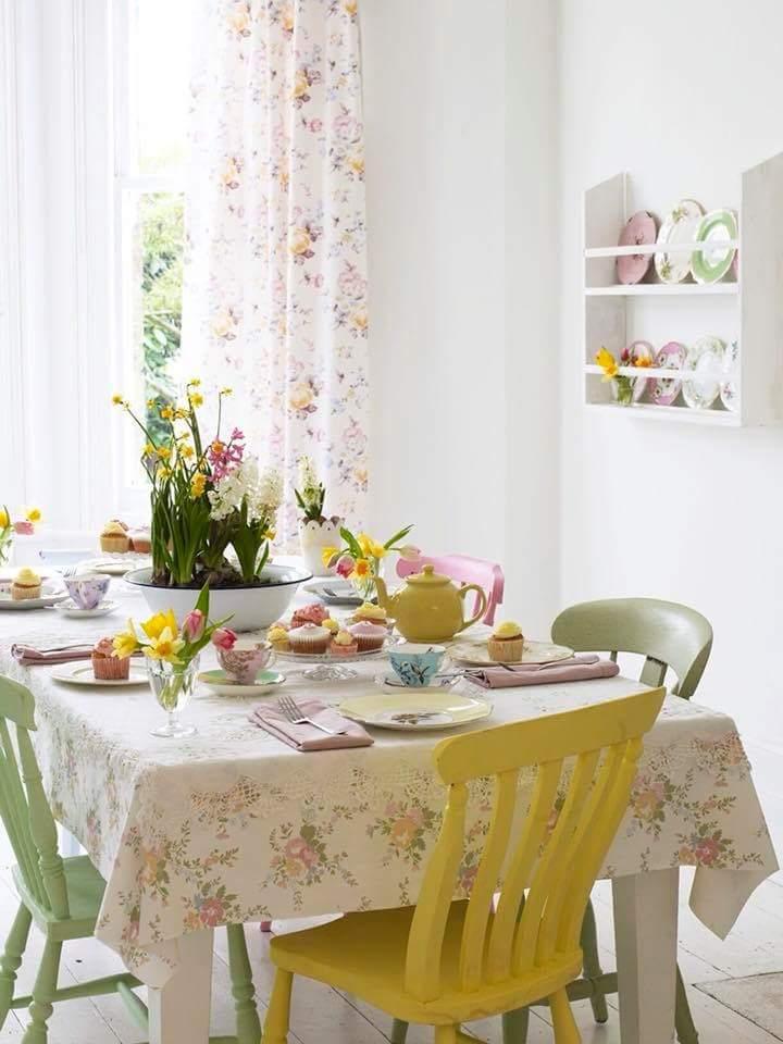 Idee per la tavola: Festa della Mamma