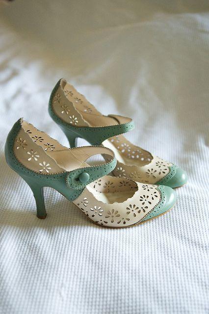 Scarpe Sposa Vintage.Le Piu Belle Scarpe Da Sposa In Stile Vintage Matrimonio A