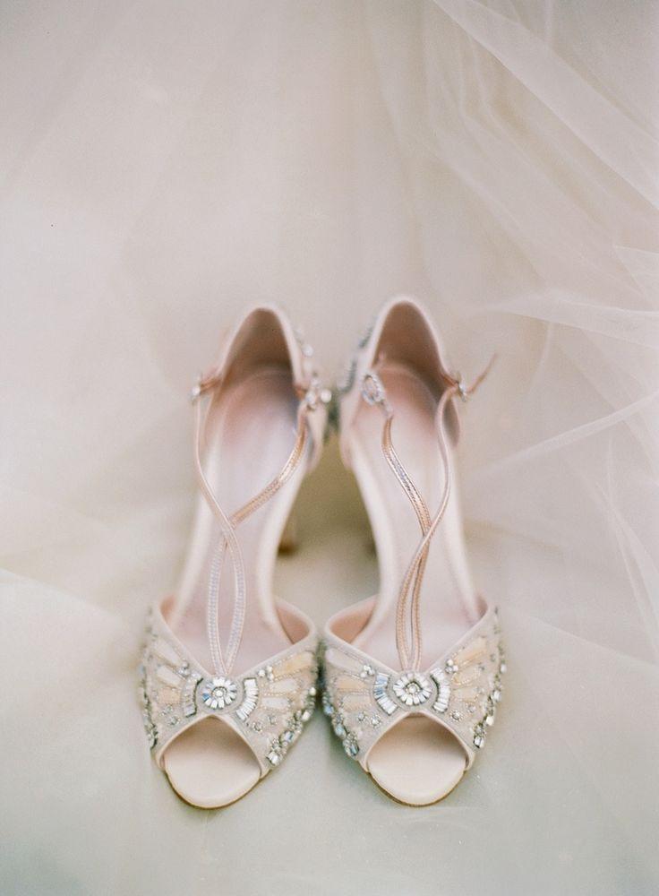 la vendita di scarpe online salvare Le più belle scarpe da sposa in stile vintage - Matrimonio a ...
