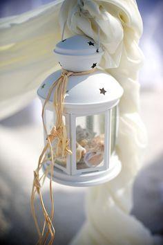 Decorare le nozze con le lanterne