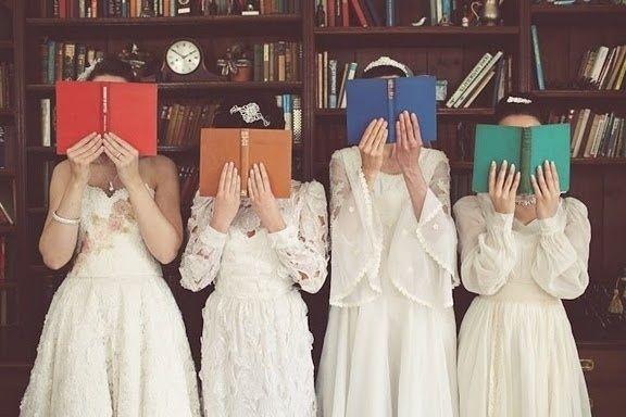 Idee per decorare il matrimonio con i libri