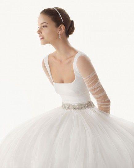 Gli stili della sposa: il mood ballerina