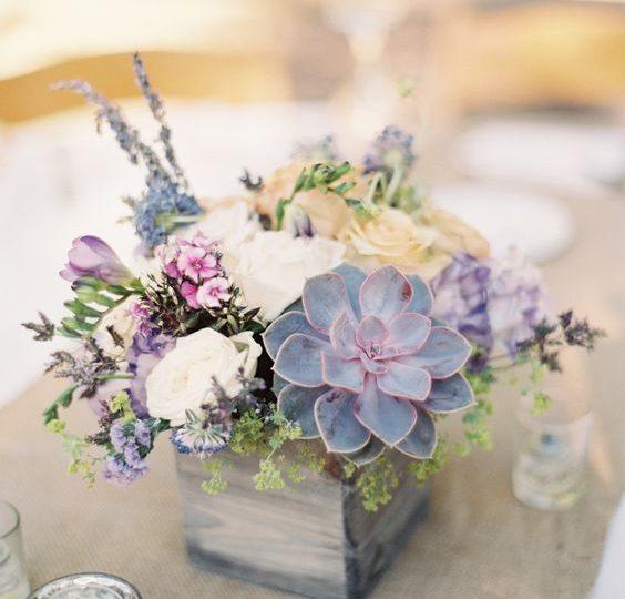 Centrotavola Di Succulente Fai Da Te Matrimonio A Bologna Blog
