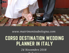 Corso destination wedding planner