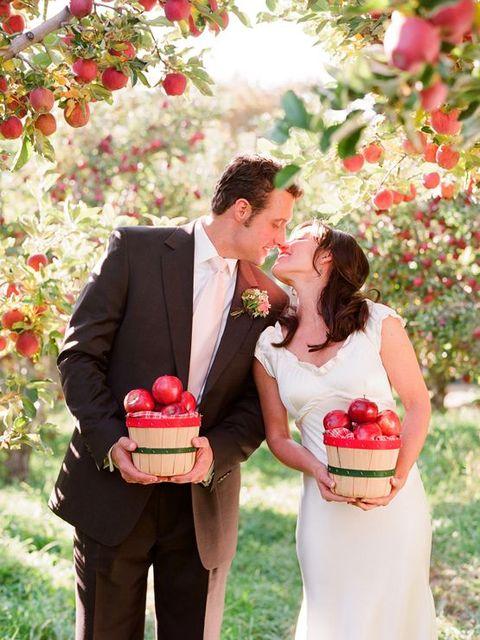 5 temi per il matrimonio autunnale