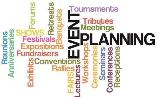 Come pianificare un evento