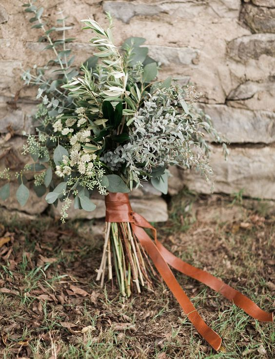 Ispirazioni per un matrimonio in rame